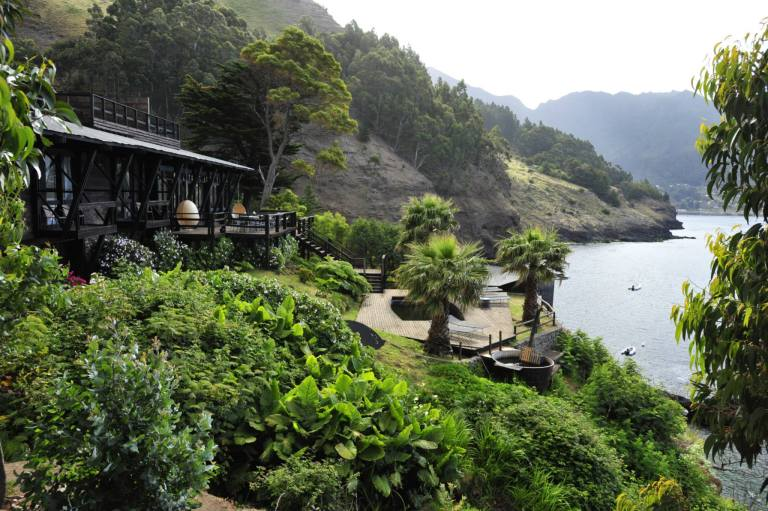 Photo: Crusoe Island Lodge