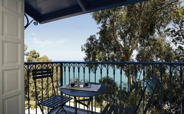 Photo: La Villa Bleue