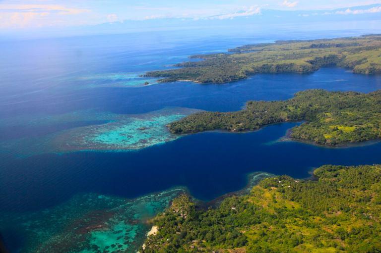 Photo: Tufi Dive Resort
