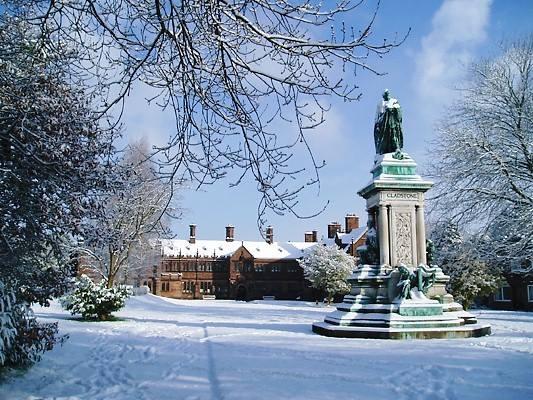Photo: Gladstone's Library