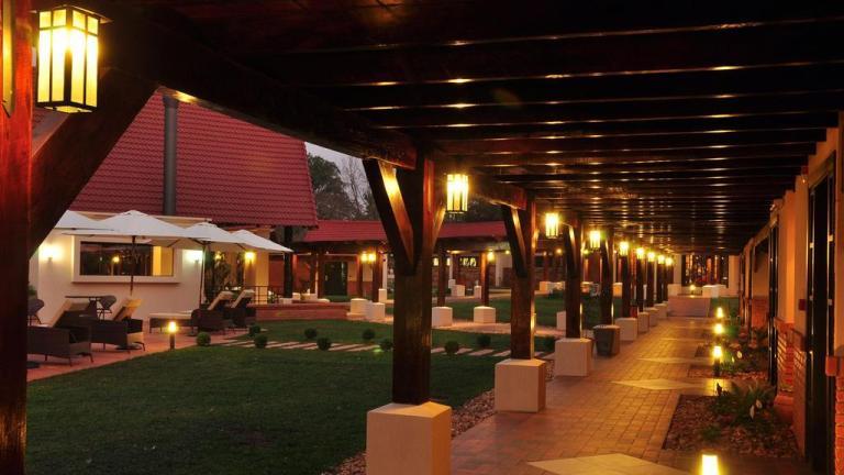 Photo: Alta Gracia Parque Hotel