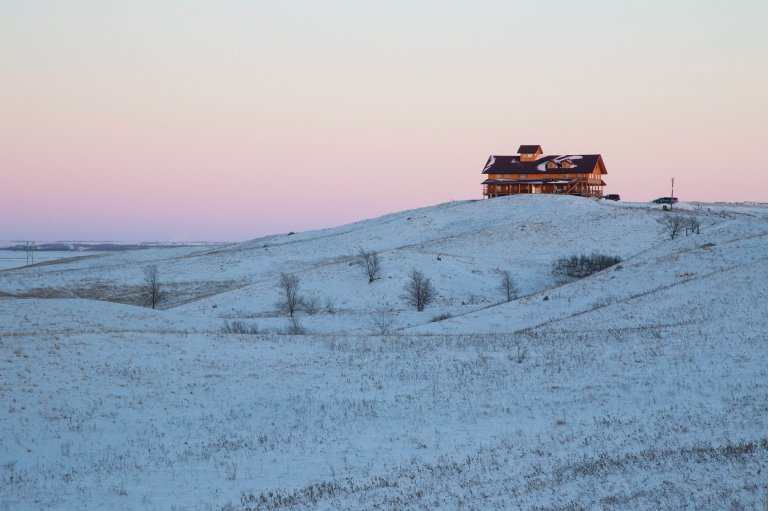 Photo: Coteau des Prairies Lodge