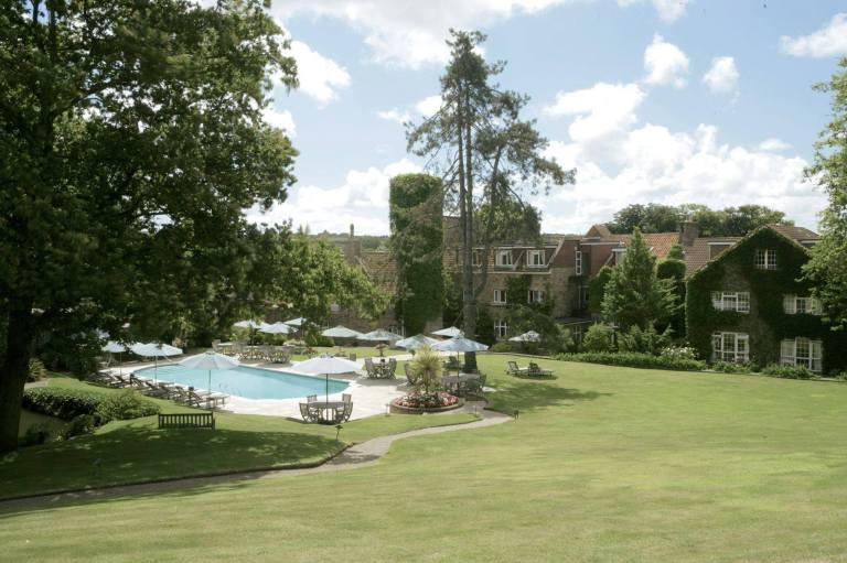 Photo: Longueville Manor