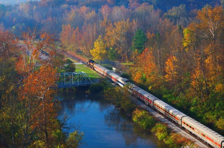 Photo: Cuyahoga Valley Scenic Railroad