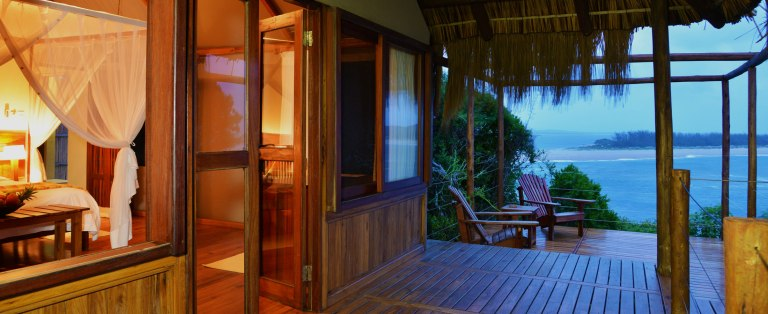 Photo: Machangulo Beach Lodge