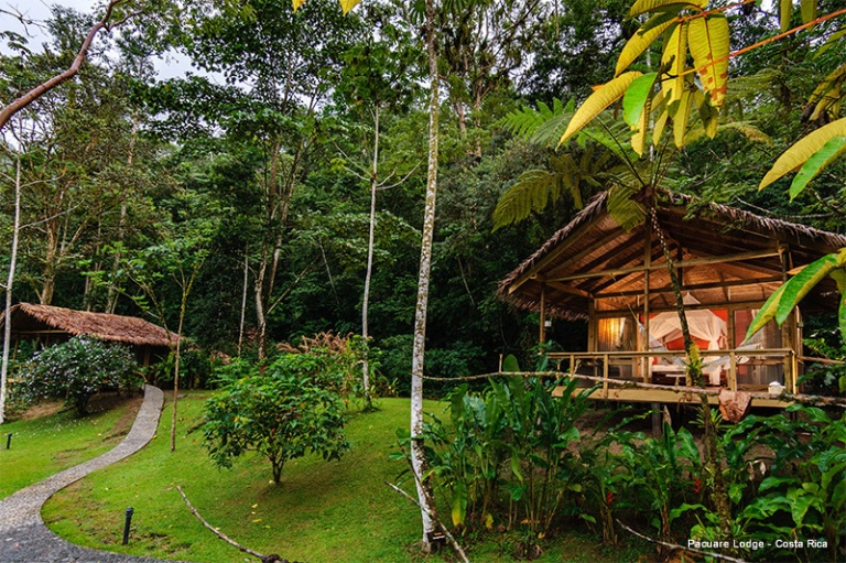 Photo: Pacuare Lodge - Costa Rica