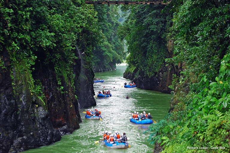 Photo: Pacuare Lodge - Costa Rica