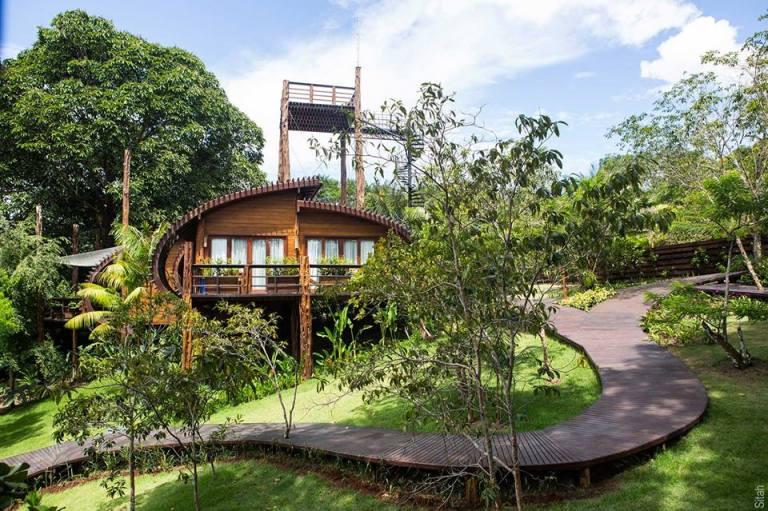 Photo: Mirante do Gavião Amazon Lodge