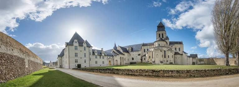 Photo: Abbaye Royale de Fontevraud