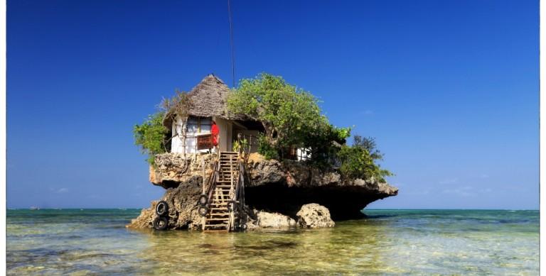 Photo: The Rock Zanzibar