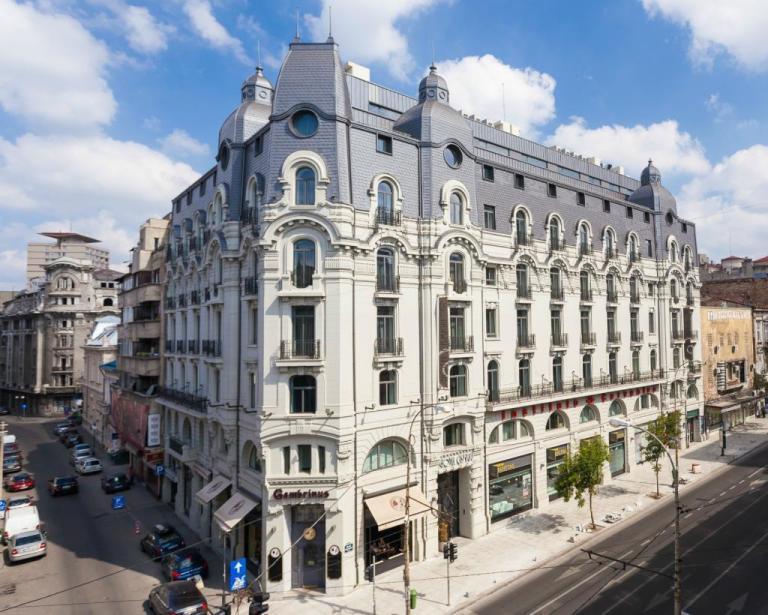 Photo: Hotel Cișmigiu