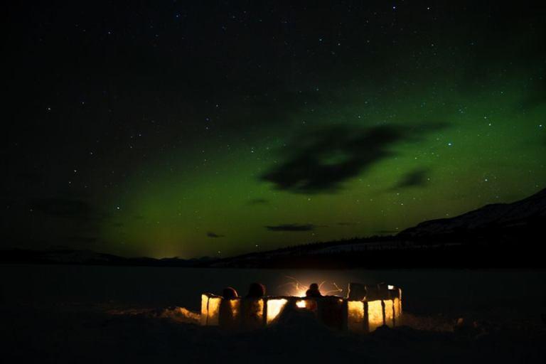 Photo: Tagish Wilderness Lodge