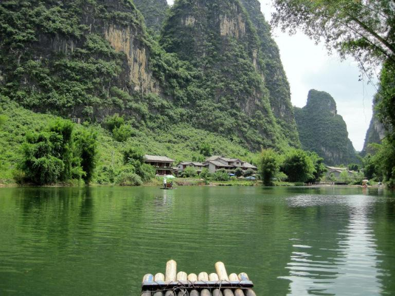 Photo: Yangshuo Mountain Retreat