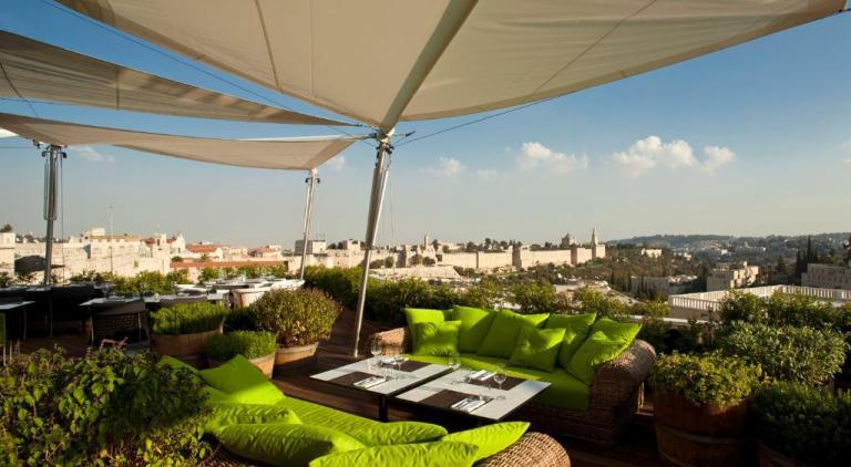 Photo: Mamilla Hotel